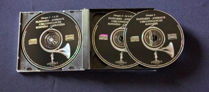 Coffret CD Animaux et Circonstances