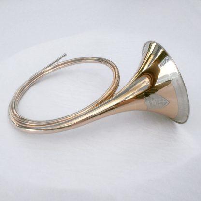 Option trompe métal laiton cuivré