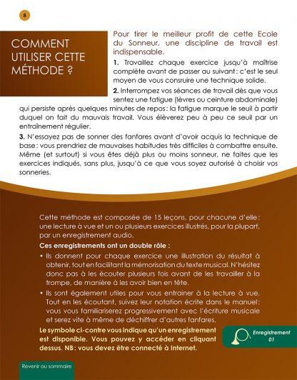 Ecole du sonneur mode d'emploi pdf
